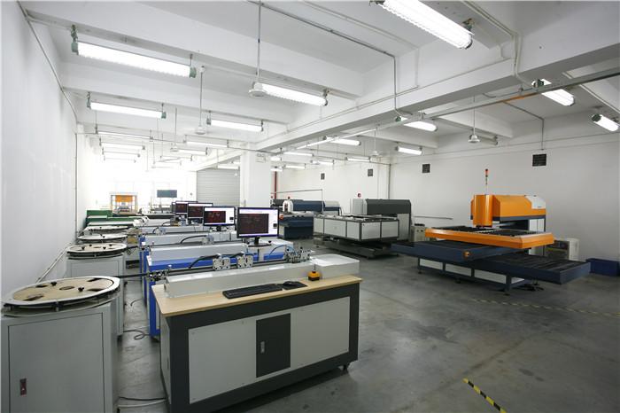 Factory environment-